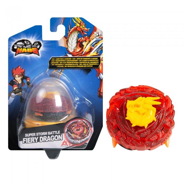 Купить Игровые наборы, Infinity Nado Волчок Компакт Fiery Dragon
