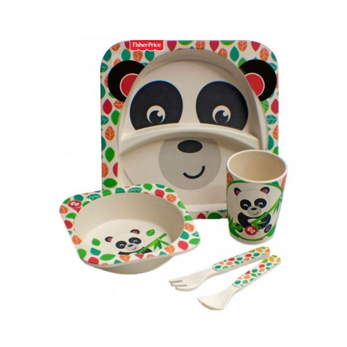Купить Fisher Price Набор посуды из бамбука Панда (5 предметов) в интернет магазине. Цены, фото, описания, характеристики, отзывы, обзоры