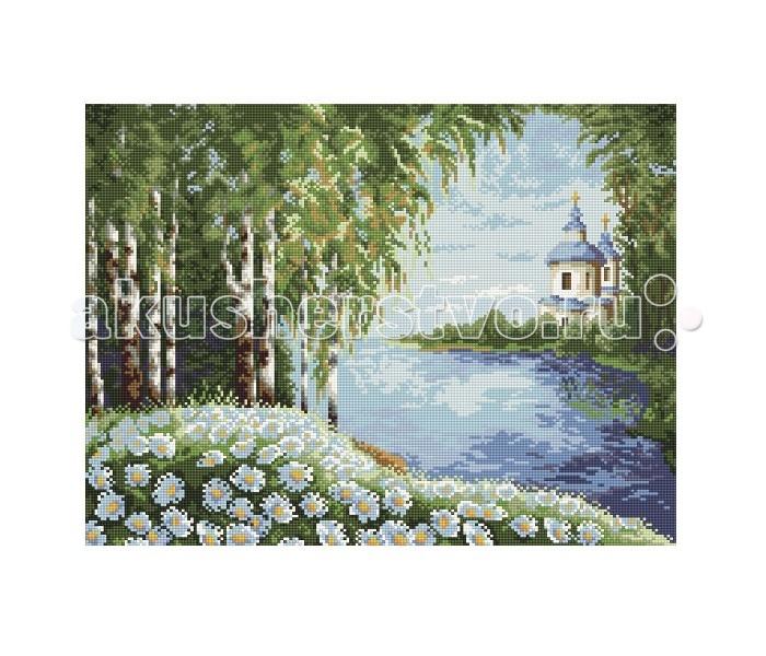 Творчество и хобби , Картины своими руками Molly Мозаичная картина Летний полдень 40х50 см арт: 83014 -  Картины своими руками