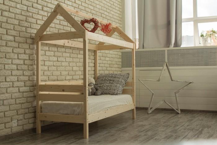 Кровати для подростков Green Mebel Домик 80х160 cм
