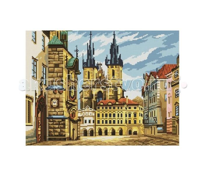 Molly Мозаичная картина Прага 40х50 см