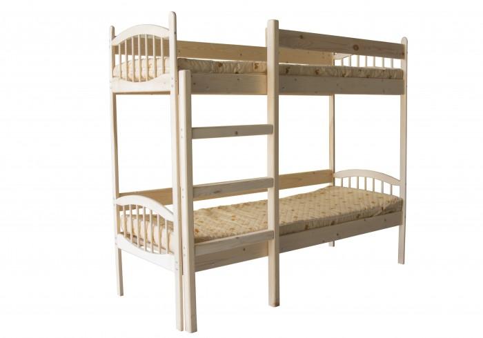 Подростковая кровать Green Mebel двухъярусная Мартин 80х160 cм фото
