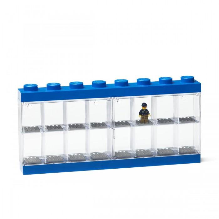 Конструктор Lego Дисплей для минифигурок 16 шт. и фигурка