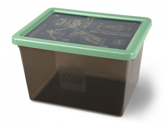 Ящики для игрушек Lego Система хранения Ninjago Movie game deal playstation lego ninjago movie