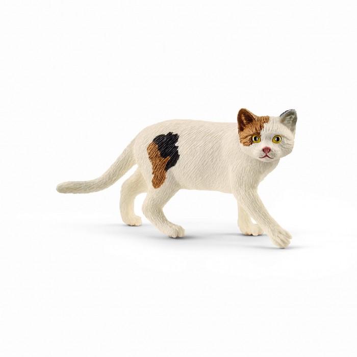 Игровые фигурки Schleich Фигурка Кошка американская 99 087 01 фигурка кошка албезия о бали мал 1238280