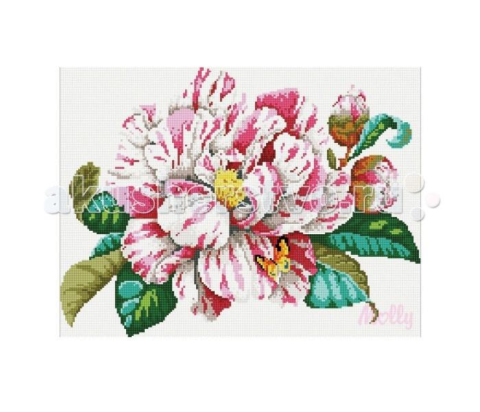 Molly Мозаичная картина Цветочный нектар 40х50 см