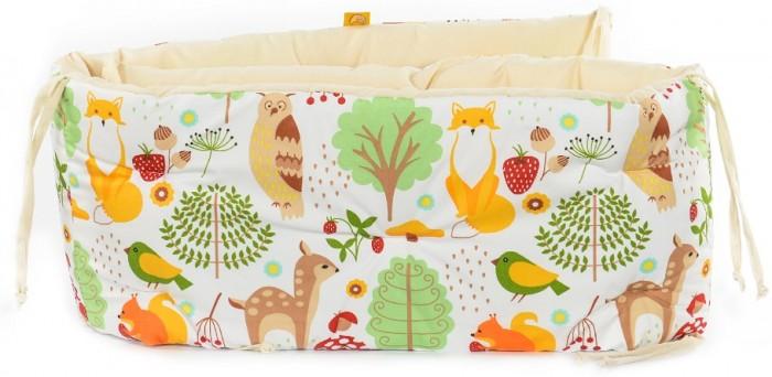 Купить Бортик в кроватку HoneyMammy Fawn 180x25 см в интернет магазине. Цены, фото, описания, характеристики, отзывы, обзоры
