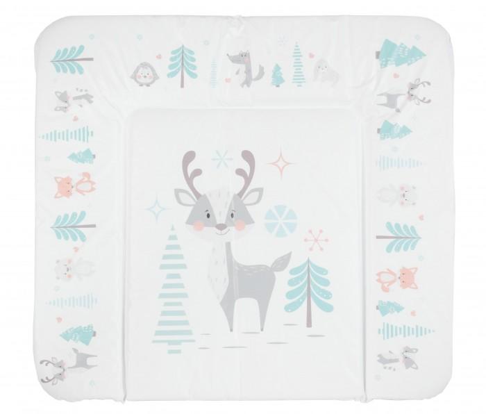 Накладки для пеленания Forest Накладка Cute Reindeer на комод 82x73 см