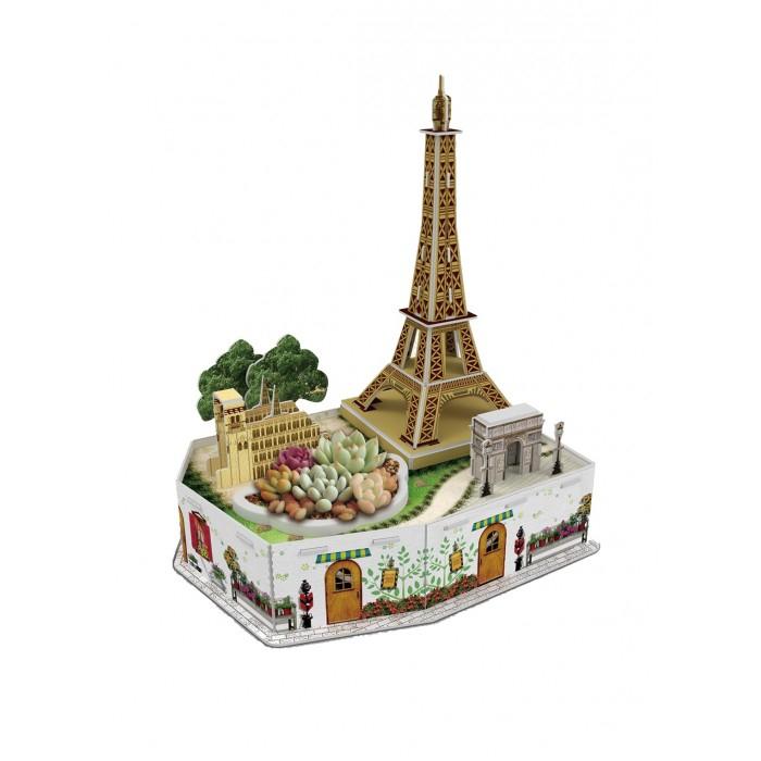 Конструктор Calebou Хобби 3D Эйфелева Башня
