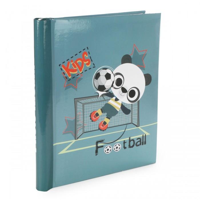 Фото - Фотоальбомы и рамки Pioneer Фотоальбом Панда-футболист 10 магнитных листов 23х28 см в и жиглов панда