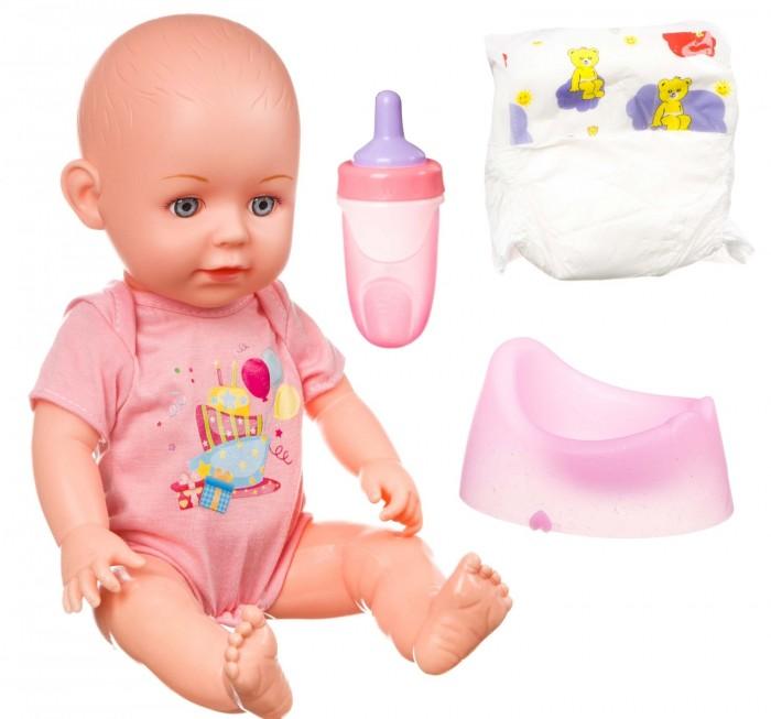 Купить Куклы и одежда для кукол, Bondibon Пупс Oly 36 см