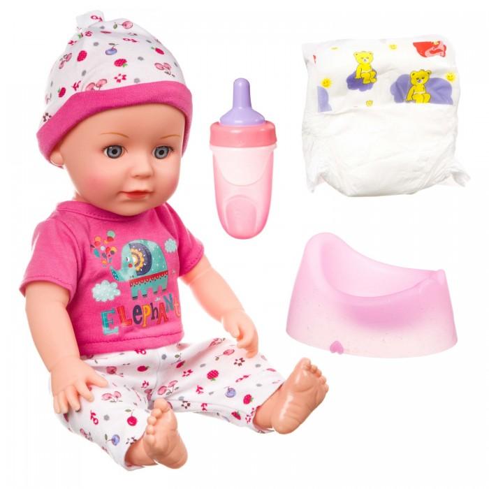 Купить Куклы и одежда для кукол, Bondibon Пупс Oly ВВ4259 36 см