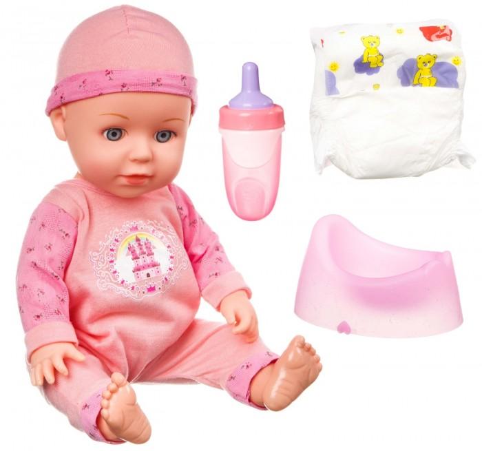 Купить Куклы и одежда для кукол, Bondibon Пупс Oly ВВ4260 36 см