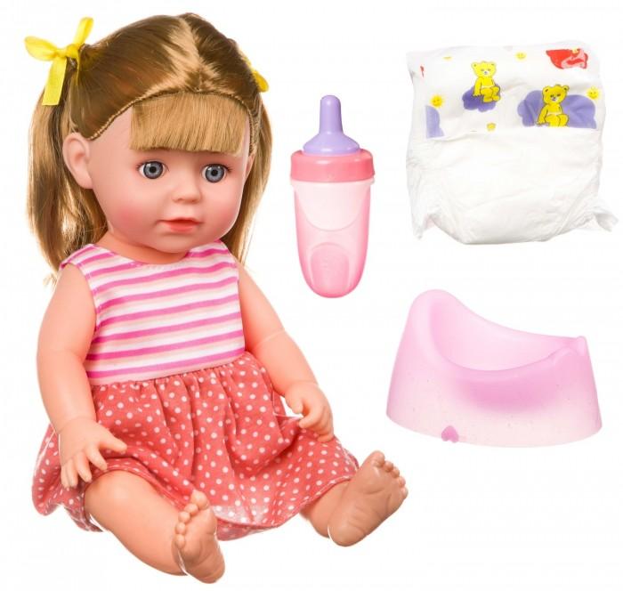 Купить Куклы и одежда для кукол, Bondibon Кукла Oly ВВ4261 36 см