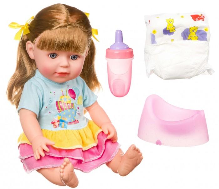 Купить Куклы и одежда для кукол, Bondibon Кукла Oly ВВ4262 36 см