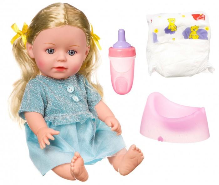 Купить Куклы и одежда для кукол, Bondibon Кукла Oly ВВ4263 36 см