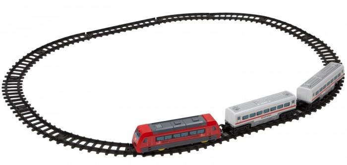 Железные дороги Bondibon Железная дорога Восточный экспресс (17 элементов)