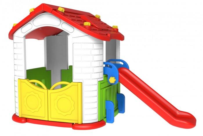 Купить Toy Monarch Игровой домик с горкой в интернет магазине. Цены, фото, описания, характеристики, отзывы, обзоры