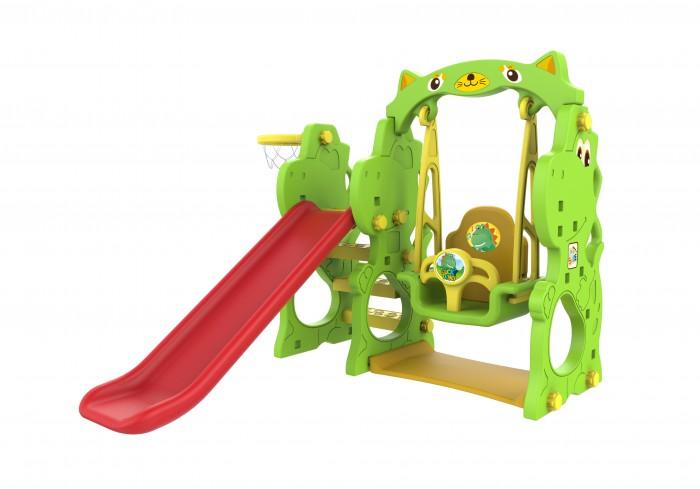 Toy Monarch Игровой комплекс Дино с качелями от Toy Monarch