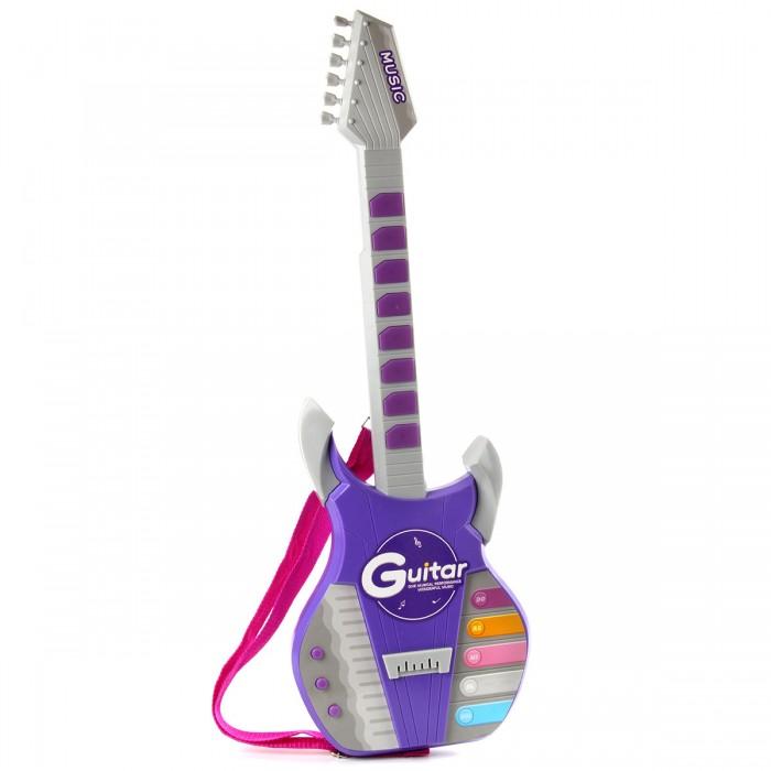 Картинка для Музыкальные инструменты Veld CO Гитара электронная 89154