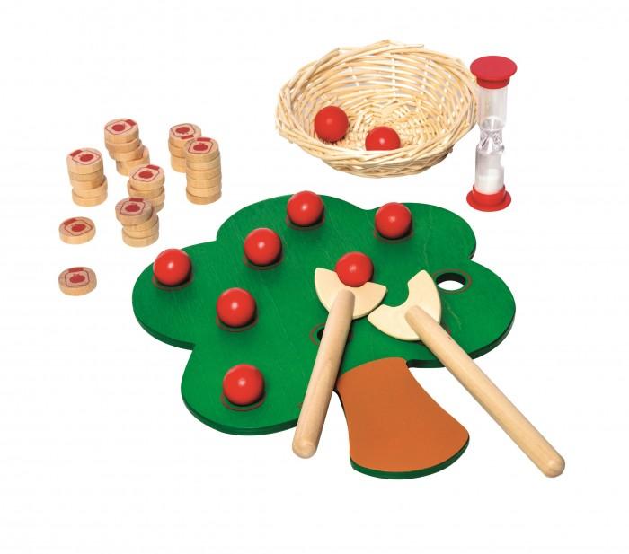 Деревянные игрушки Beleduc развивающая Собери урожай
