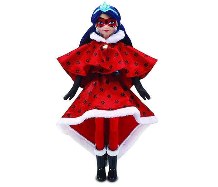 Miraculous Кукла Леди Баг в нарядном платье 26 см