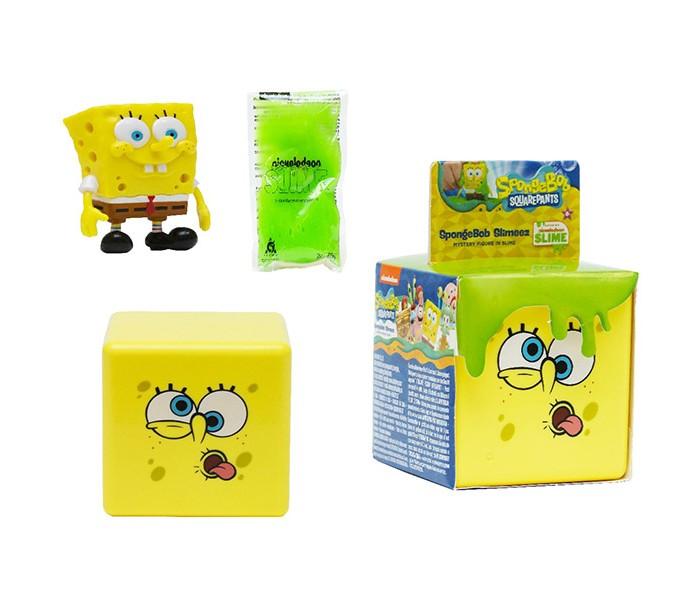 Развивающие игрушки SpongeBов Игровой набор со слизью