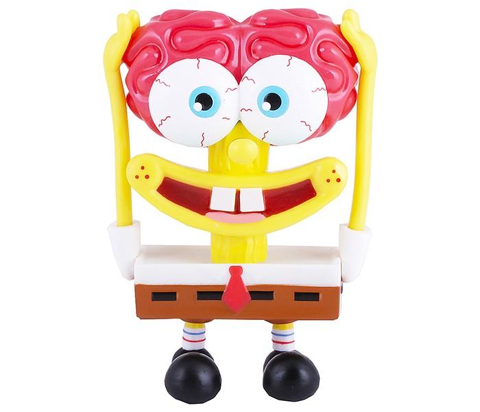 Игровые фигурки SpongeBов Игрушка пластиковая Спанч Боб мозг 11.5 см цена 2017