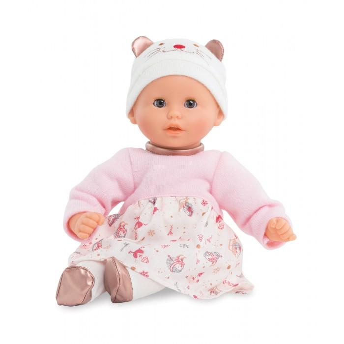 Corolle Кукла Bebe Calin Волшебная Зима с ароматом ванили 30 см