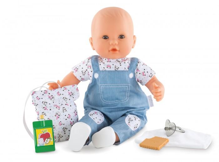 Corolle Кукла в наборе Малышка идет в детский сад с ароматом ванили 36 см