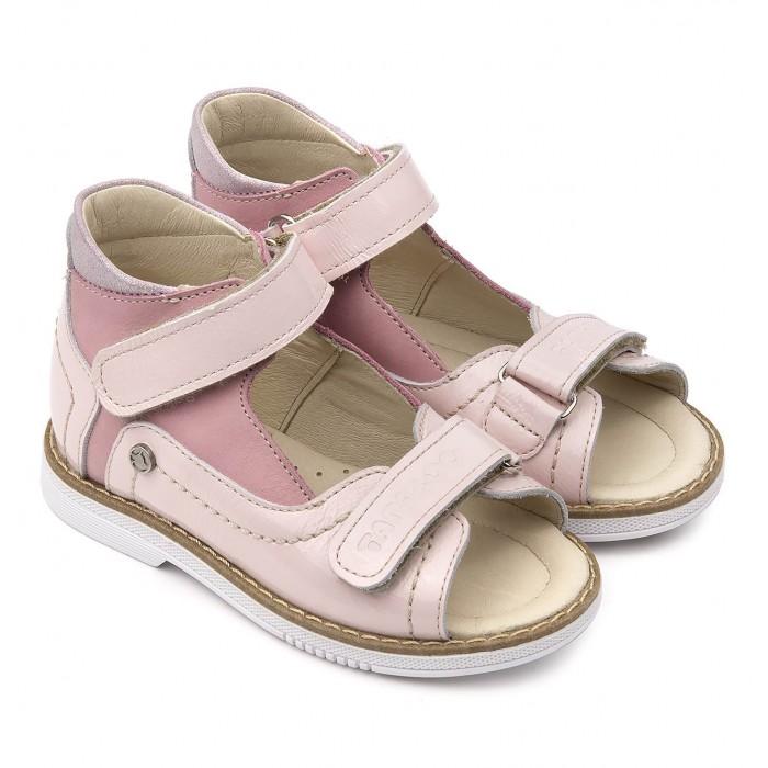 Купить Tapiboo Сандалии кожаные детские Лилия 26025 в интернет магазине. Цены, фото, описания, характеристики, отзывы, обзоры