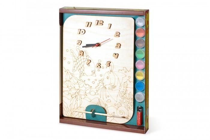 Заготовки под роспись Бэмби Часы под роспись Рыбки