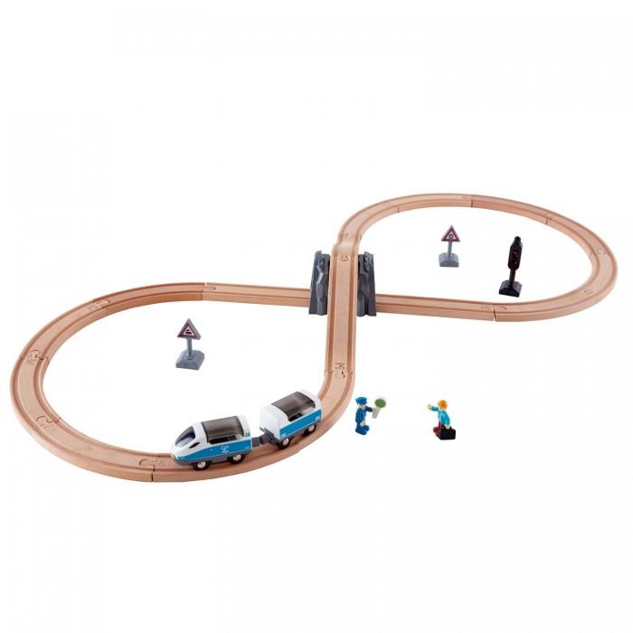 Купить Железные дороги, Hape Городская железная дорога