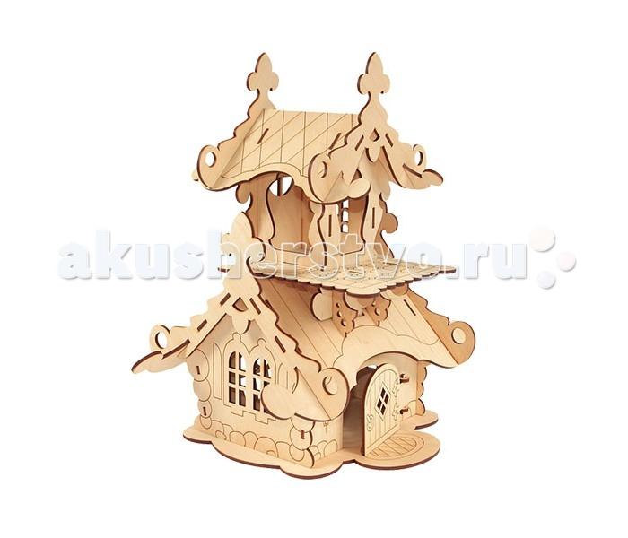 Конструктор Woody Терем-теремок (36 элементов)Терем-теремок (36 элементов)Конструктор Терем-теремок содержит набор элементов, из которых собирается большой Терем-Теремок и герои сказки: Мышка, Лягушка, Зайчик, Волк, Лиса, Медведь.  Детали удобно и надежно собираются между собой, хорошо поддаются раскрашиванию как красками, так и карандашами и фломастерами.  Игра в конструктор развивает творческие способности, навыки конструирования, усидчивость, воображение.   Состав набора: деревянные элементы 36 шт.  Деревянные игрушки «Вуди» дарят живую энергию натуральных материалов, доброту и улыбки сказочных персонажей, радость познания и удивительные открытия.   В игрушках «Вуди» заложена богатая методическая база для развития детей разного возраста. Каждая игрушка несёт в себе несколько развивающих функций. Любой персонаж, домик, буква или цифра - это оригинальная деревянная раскраска. Игрушки «Вуди» изготавливаются в Беларуси из высокосортной древесины без применения лакокрасочных покрытий, имеют сертификаты качества Беларуси, России, Украины, ЕС.<br>