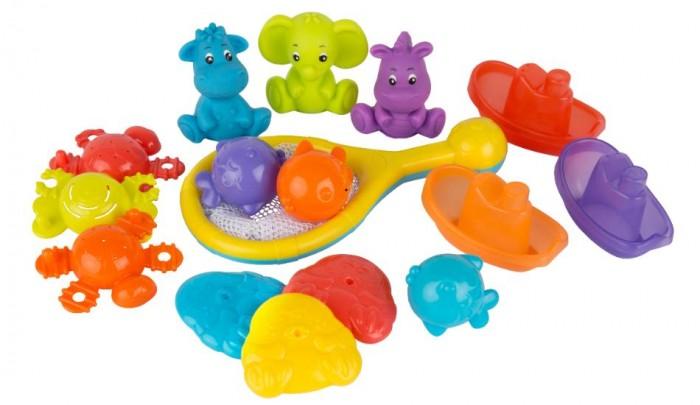Купить Игрушки для ванны, Playgro Игровой набор для игр в ванной 0187486