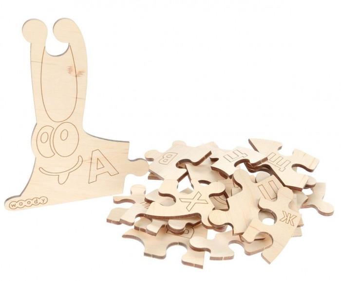 Деревянные игрушки Woody Набор Умная улитка подарки для новорожденных купить в беларуси