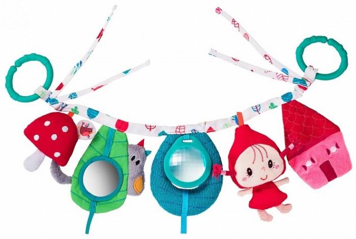 Купить Подвесные игрушки, Подвесная игрушка Lilliputiens на коляску Красная шапочка
