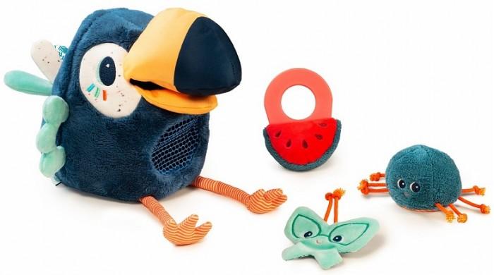 Купить Развивающие игрушки, Развивающая игрушка Lilliputiens Тукан Пабло