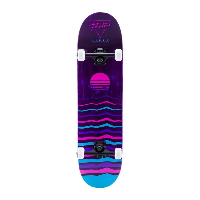 Купить Ridex Скейтборд 31.7 x8.125 Abec-7 Proton в интернет магазине. Цены, фото, описания, характеристики, отзывы, обзоры