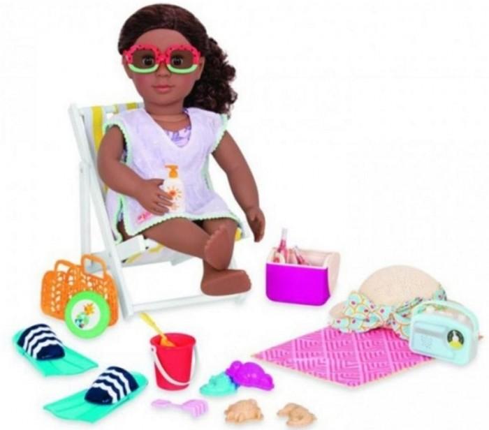 Our Generation Dolls Набор игровой На пляже