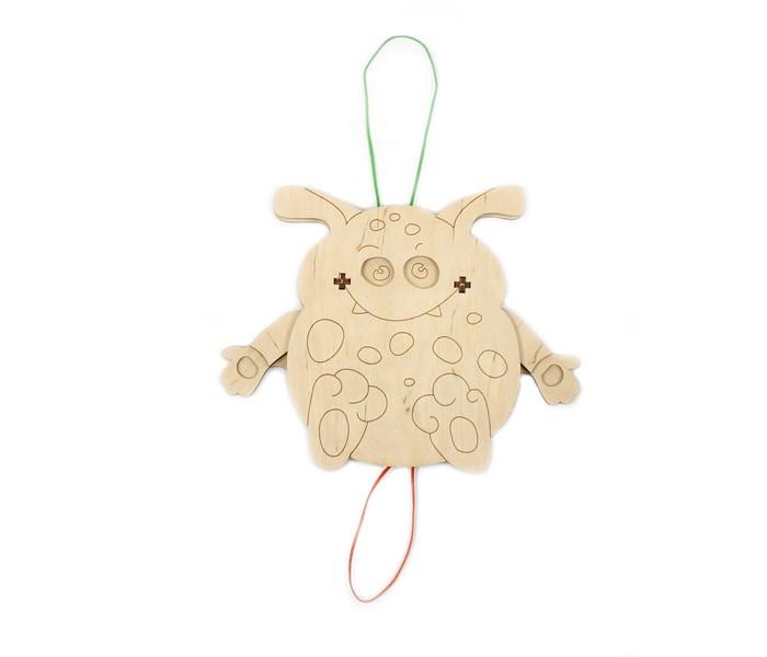 игрушка вуди набор боровичок wi 00631 Конструкторы Woody Набор для творчества Мышь кыш