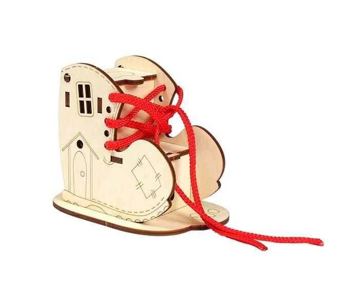 игрушка вуди набор боровичок wi 00631 Конструкторы Woody Набор для творчества Башмачок