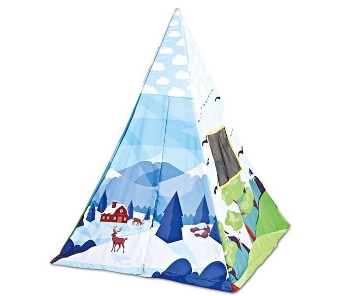 Развивающий коврик FunKids с игрушками Tent With Me Mat CC8727 фото