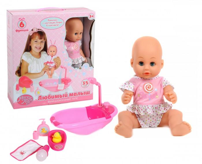 Купить Куклы и одежда для кукол, Пуси-Муси Пупс 6 функций 35 см IT104877