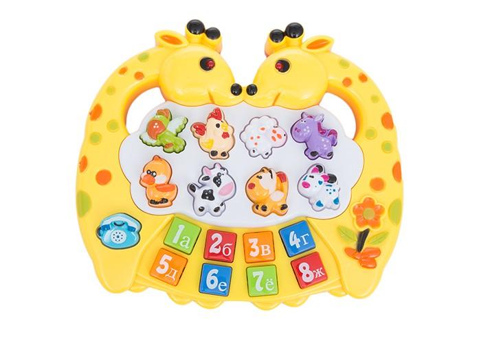 Развивающая игрушка Развитика музыкальный центр Жираф фото