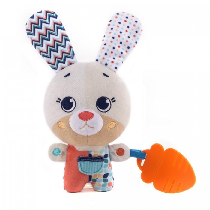 Мягкая игрушка Happy Snail музыкальная Зайка Лаки фото