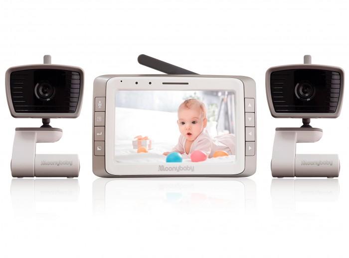 Купить Moonybaby Видео-няня с двумя камерами 55935X2 в интернет магазине. Цены, фото, описания, характеристики, отзывы, обзоры