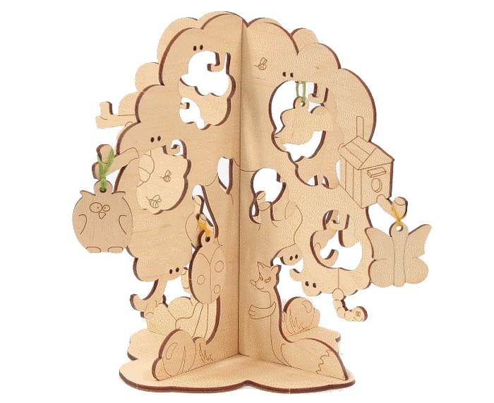 Конструкторы Woody Набор для творчества Дерево желаний подарки для новорожденных купить в беларуси