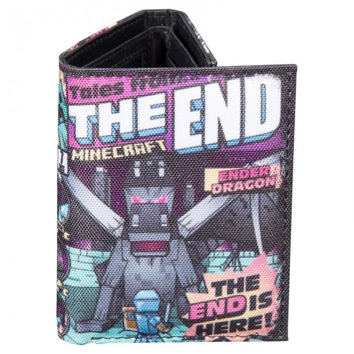 Купить Сумки для детей, Minecraft Кошелек Tales from the End тройного сложения