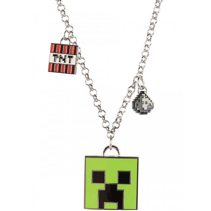 Аксессуары Minecraft Кулон Enchanted Creeper